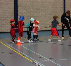 Foto's Sinterklaasfeest / Pietentraining