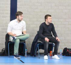 """Steven van Raffe, assistent-coach A1: """"Wij weten dat we veel van de spelers vragen"""""""