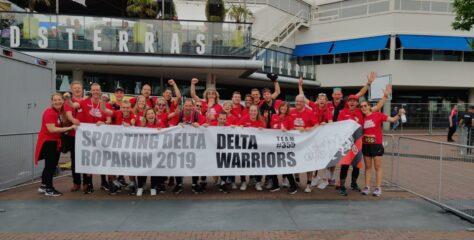 DeltaWarriors doen weer mee met de RopaRun!