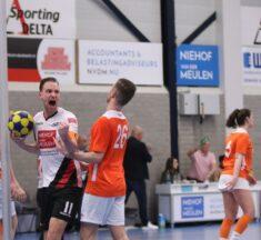 Sporting Delta wint derby, 2e verliest
